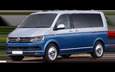 Шумоизоляция Volkswagen Multivan T6 в Спб