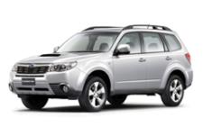 Шумоизоляция Subaru Forester в Спб