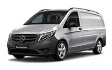 Шумоизоляция Mercedes-Benz Vito (фургон) в Спб