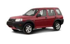 Шумоизоляция Land Rover Freelander в спб