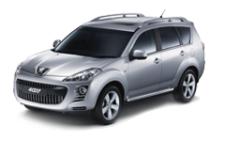 Шумоизоляция Peugeot 4007 в спб
