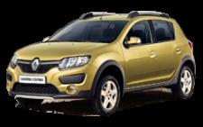 Шумоизоляция Renault Sandero Stepway в спб