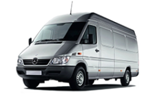 Шумоизоляция Mercedes-Benz Sprinter (фургон) в спб