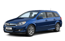 Шумоизоляция Opel Astra Family в спб