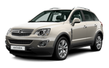 Шумоизоляция Opel Antara в спб