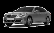 Шумоизоляция Hyundai Equus в Спб