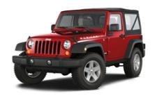 Шумоизоляция Jeep Wrangler III в спб