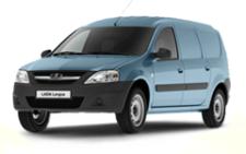 Шумоизоляция Lada Largus фургон в спб