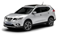 Шумоизоляция Nissan X-Trail III в СПб