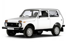 Шумоизоляция Lada Niva 2121 в спб