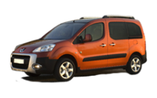 Шумоизоляция Peugeot Partner в спб