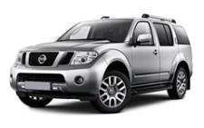 Шумоизоляция Nissan Pathfinder в СПб