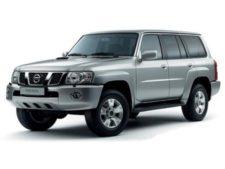 Шумоизоляция Nissan Patrol Y61 (рестайлинг) в СПб