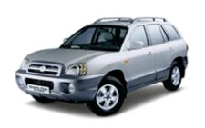 Шумоизоляция Hyundai Santa Fe (Classic) в Спб
