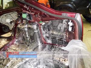 Ремонт шкода октавия а5 ремонт