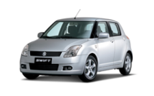 Шумоизоляция Suzuki Swift в спб