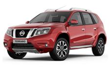Шумоизоляция Nissan Terrano в Спб