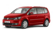Шумоизоляция Volkswagen Touran III в спб