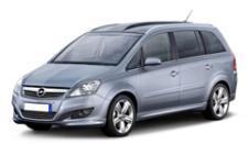 Шумоизоляция Opel Zafira в Спб